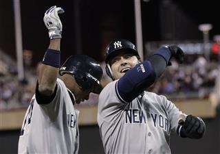 Curtis Granderson, Nick Swisher