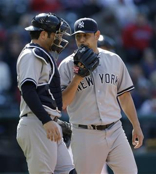 Vidal Nuno, Austin Romine