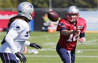 Tom Brady, Brandon Bolden
