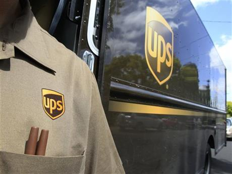 UPS, United Parcel Service