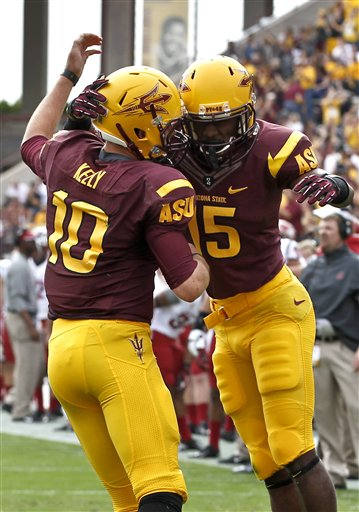 Taylor Kelly, Rashad Ross