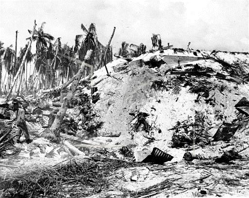 Associated Press International News Kiribati WWII JAPANESE CASUALTIES
