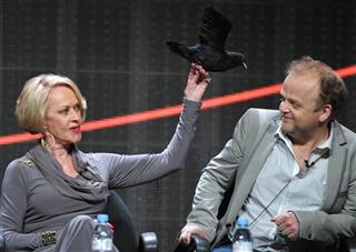 Tippi Hedren, Toby Jones