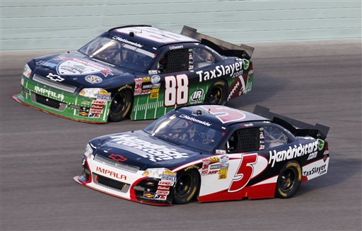 Regan Smith, Cole Whitt