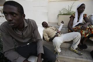 Senegal Student Immolation