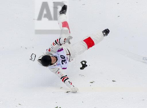 WCup Freestyle Skiing