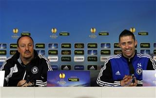 Rafael Benitez, Gary Cahill