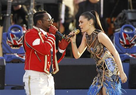 Will.I.am, Jessie J