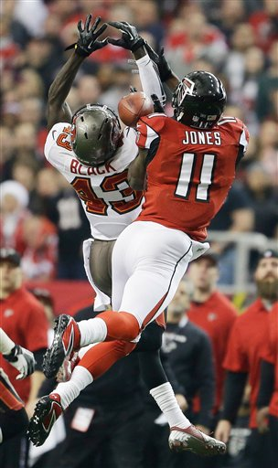 Julio Jones , Ahmad Black