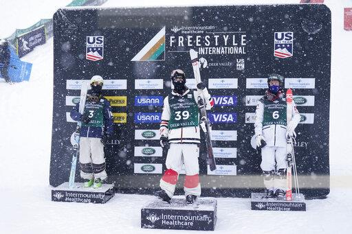 WCup Freestyle Dual Moguls Men