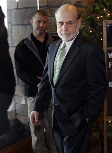 Ben Bernanke