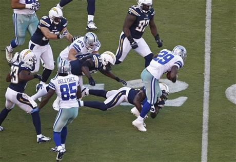  DeMarco Murray,  Donald Butler