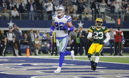 Damarious Randall, Jason Witten