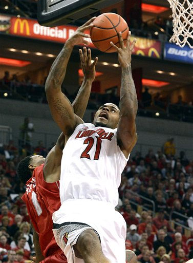 Chane Behanan  Tyler Brown