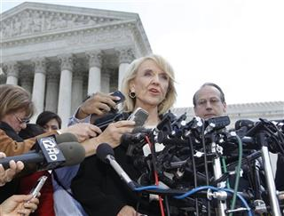 Jan Brewer, Paul Clement