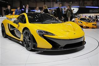 Switzerland Geneva Motor Show