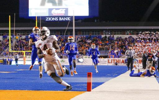 Virginia Boise St Football