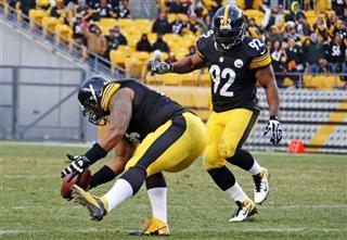 Ziggy Hood, James Harrison