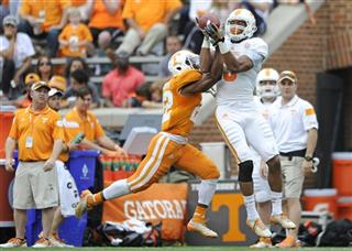 Tennessee Spring Game Football