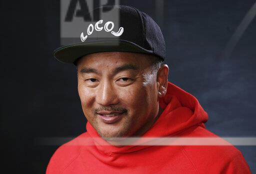 Roy Choi Portrait Session