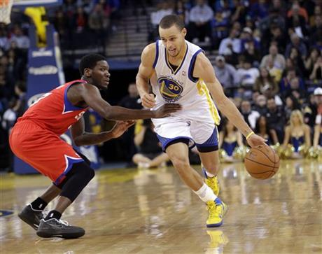 Stephen Curry, Jrue Holiday