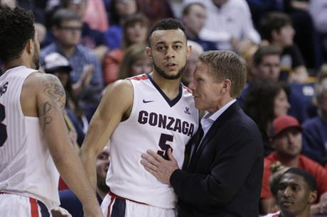 Mark Few, Nigel Williams-Goss