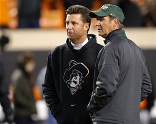 Art Biles, Mike Gundy