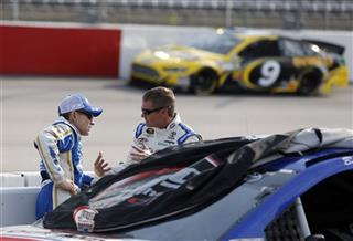 Mark Martin, Bobby Labonte, Mark Ambrose