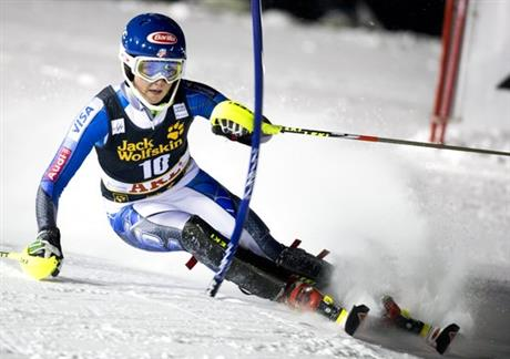Sweden Alpine Skiing Womens Slalom