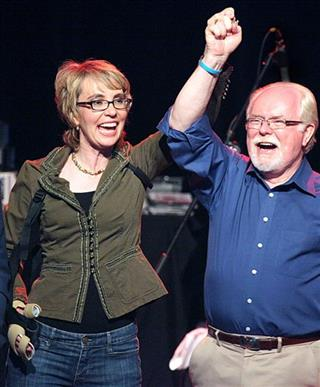 Gabrielle Giffords, Ron Barber 