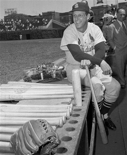 Obit Stan Musial Baseball