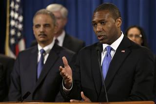 Eric Holder, Tony West
