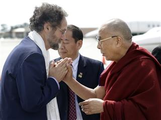 Dalai Lama, Ron Marks