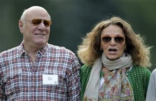 Diane von Frstenberg, Barry Diller