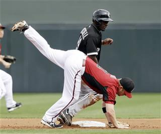 Jared Mitchell, Aaron Hill