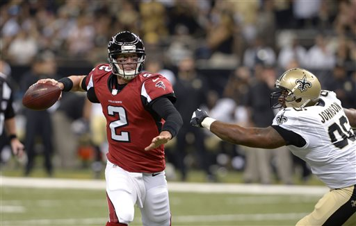 Matt Ryan, Tom Johnson
