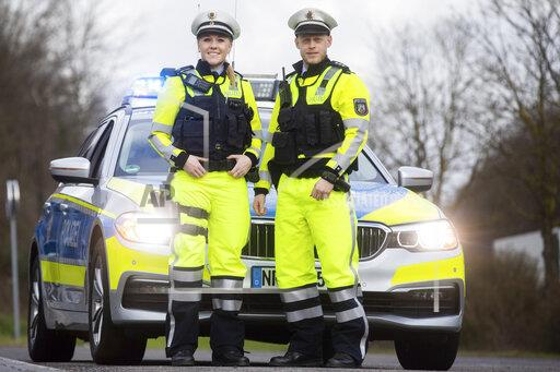 New uniforms for the highway patrol