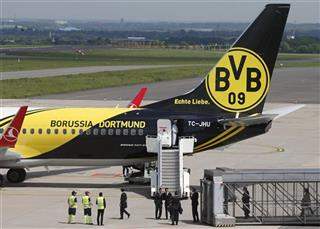 Germany Champions League Dortmund