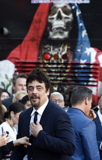 "LA Premiere of ""Sicario: Day of the Soldado"""
