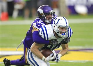 Vikings Settled Sendejo Football