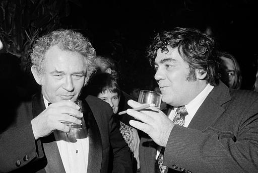 Norman Mailer 50th Birthday 1973