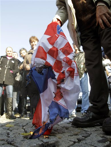 Serbia Croatia War Crimes