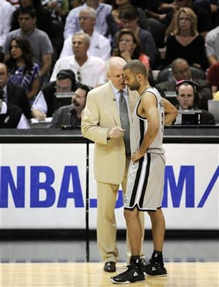 Gregg Popovich, Tony Parker