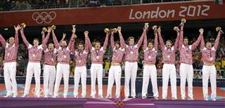 London Olympics Volleyball Men