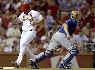 Matt Holliday, John Buck