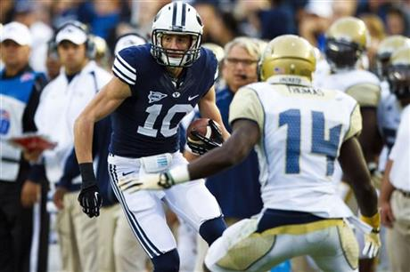 Georgia Tech BYU Football