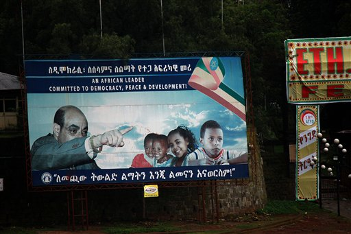 Ethiopia Meles Zenawi
