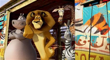Film Review - Madagascar 3