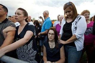 Colorado Shooting Vigil Columbine Survivors