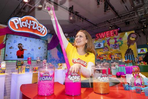Hasbro at 2020 New York Toy Fair